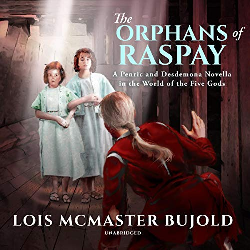 The Orphans of Raspay cover art