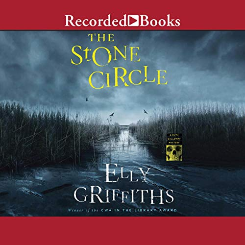 The Stone Circle audiobook cover art