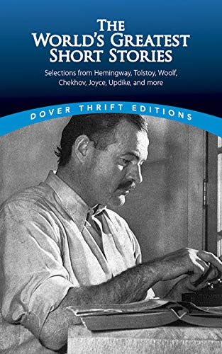The World's Greatest Short Stories (Dover Thrift Study Editions)