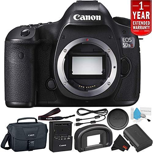 Canon EOS 5DS R Digital SLR Camera (Body Only)- Starter Bundle (International Version)