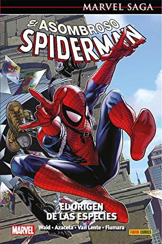 El Asombroso Spiderman 30. El origen de las especies (MARVEL SAGA)