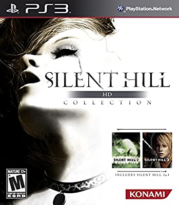 Silent Hill HD Collection by Konami