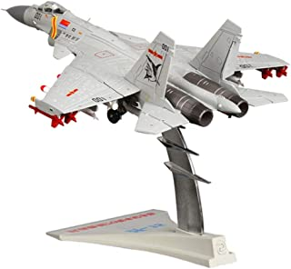 Generic 1/72 Scale J-15 Carrier Aircraft Fighter Plane Model Collectibles