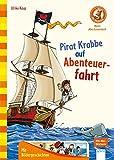 Pirat Krabbe auf Abenteuerfahrt: Der Bücherbär: Mein Abc-Lesestart