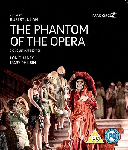 Phantom of the Opera (Ultimate Edition) [Blu-ray] [UK Import]