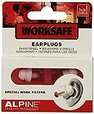 Alpine WorkSafe Ohrstöpsel - Gehörschutz für...