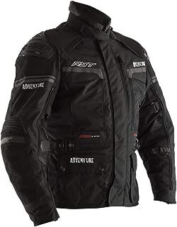 RST Pro Ser 2850 Adventure III Ce Motorcycle Textile Jacket Black Size EU42