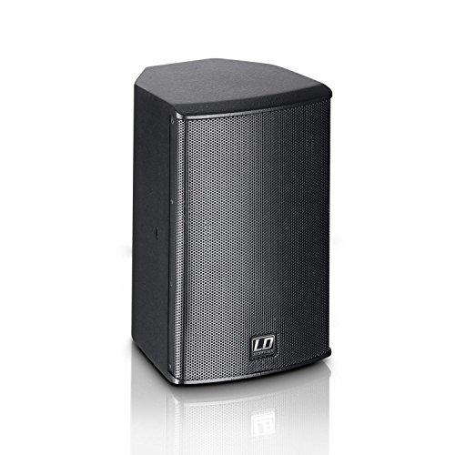 LD Systems ldsat62ag2–SAT 62A G2Aktiv Lautsprecher mit Montage schwarz Laufwerk