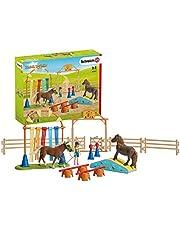 Schleich Pony Agility Training