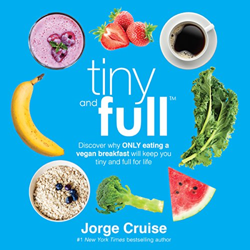 Tiny and Full audiobook cover art