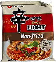 辛ラーメン 従来の辛ラーメンよりカロリーOFF ノンフライ麺 97gx4食入り
