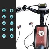 Zoom IMG-2 borsa telaio bici porta cellulare