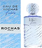 Rochas Eau de Rochas Fraiche - Eau de Toilette para mujer (100 ml, con bolsa de regalo)
