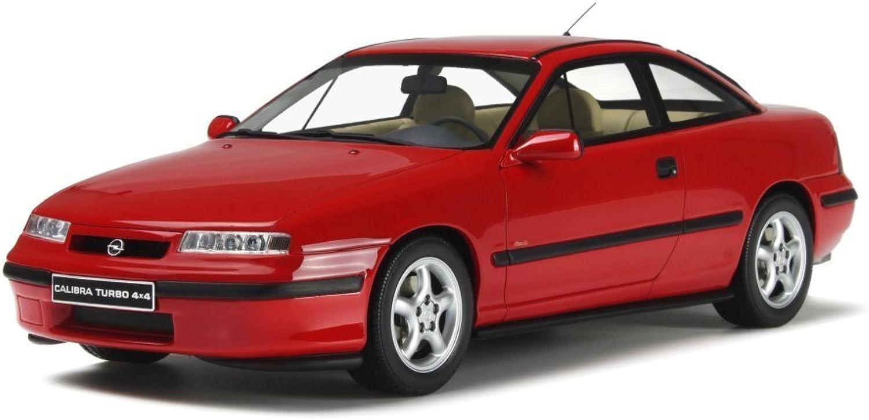 Opel Calibra 4x4 rot 1996 Modellauto OT172 Otto 1 18