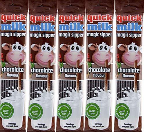 Quick Milk Schokolade 5 Beutel mit je 5...