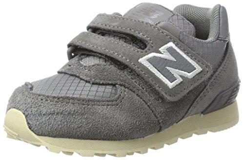 New Balance New Balance, Unisex-Kinder Sneaker, Grau (Grey), 25 EU (7.5 UK Child)