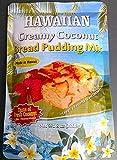 Hawaii's Best Hawaiian Creamy Coconut Bread Pudding Mix