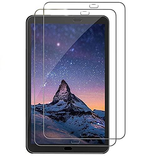 WEOFUN 2 Pezzi Vetro Temperato Samsung Galaxy Tab A 9.7 T550, Display Pellicola Protettiva per Samsung Galaxy Tab A 9.7 T550 Proteggi Schermo (0,33mm, Alta Trasparente)