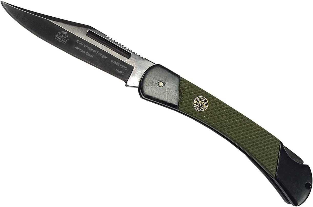 Puma Ranking TOP1 SGB Whitetail Ranger Folding Knife Pocket All stores are sold