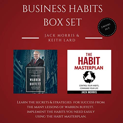 Business Habits Boxset Titelbild
