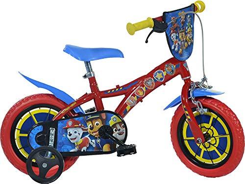 Dino Bikes Bici 12 Paw Patrol 3-5 Anni 612 L-PW