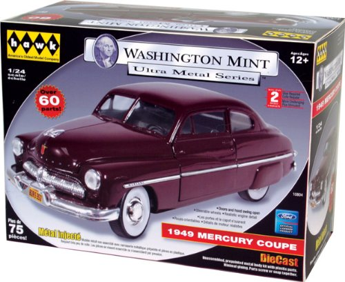 Hawk Washington Mint Ultra Metal Series 1949 Mercury Coupe