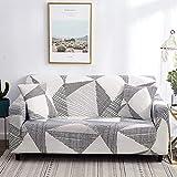 Fundas de sofá suaves y cómodas para sala de estar, sofá elástico, fundas de sofá de esquina, A13, 1 plaza