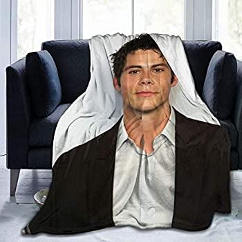 Mein Zwergenland Dylan o brien Blanket Ultra-Soft Micro Fleece Blanket 50 x40  Inch