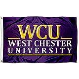 WCU Golden Rams Wordmark College Flag