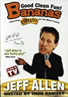 Good Clean Fun! Bananas - Jeff Allen as stated on cover