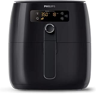 Philips Avance Collection Airfryer HD9641/91, Black, 1425W, 0.8 kg