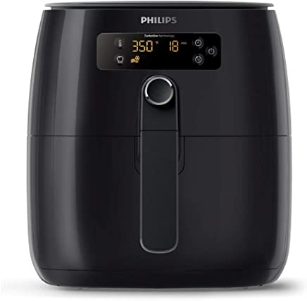 Philips Avance Collection Airfryer - HD9641 Black