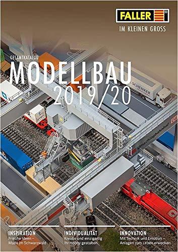 Faller 190908 Faller Katalog 2019/2020