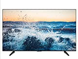 DZTOP 43-Inch HDTV with Artificial Intelligence Voice, 4K HD Smart Internet TV for Home and Office