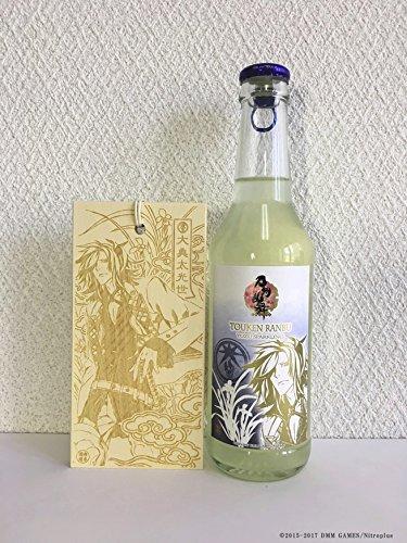 刀剣乱舞-ONLINE-柚子スパークリング 特製特大キープ札付 大典太光世 250ml