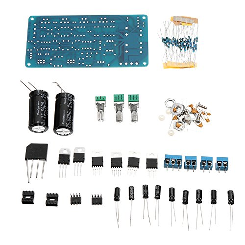 ILS - TDA2030A fai te Kit Stereo doppio 12V AC 18W amplificatore Digital Board Mega Bass