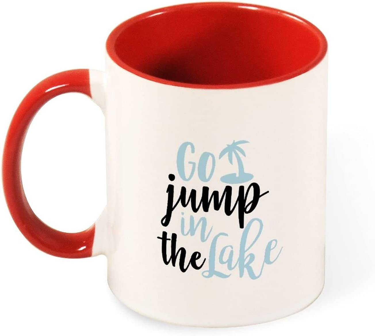 Ceramic coffee cup for Free Shipping Cheap Max 46% OFF Bargain Gift cappuccino latte or tea Jump Go T hot in