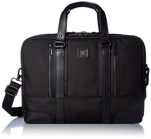 Victorinox Lexicon Professional Lexington 15 - Aktentasche Laptoptasche 15,6 Zoll Damen/Herren - Schwarz
