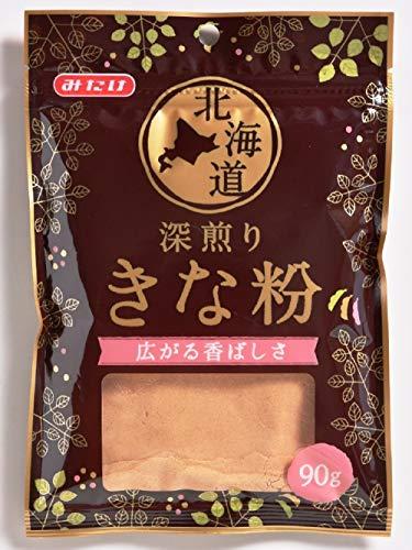 みたけ食品工業 みたけ みたけ 北海道深煎りきな粉×90g×2袋