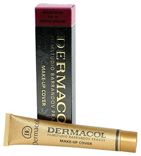 Dermacol Make-up Cover (base de maquillaje que cubre tatuaje