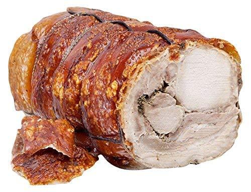 Trancio di porchetta di Ariccia IGP 3 kg, sottovuoto