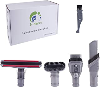 Best I clean Parts Fit with Dyson V6 Motorhead, DC59,DC35,DC44, [4-Pieces] Replacement Dyson Handheld Vacuum Cleaner Accessories/Attachments Review