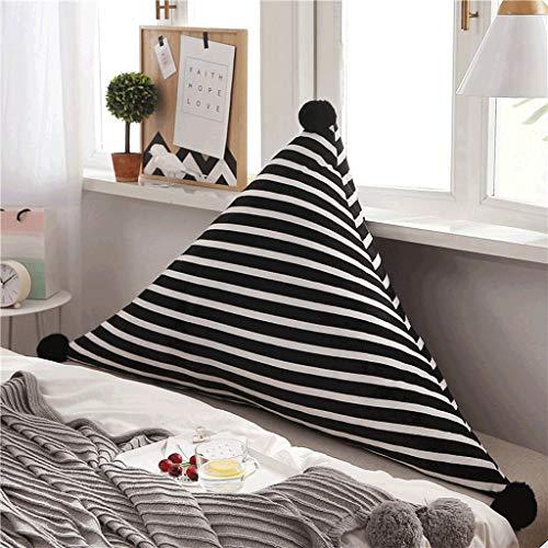 LOVELY Baby Products Coussins triangulaires Doux et Chauds pour lit de bébé, D, 180 cm