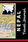 Nepal Travel Journal (Map-Themed Travel Diaries)