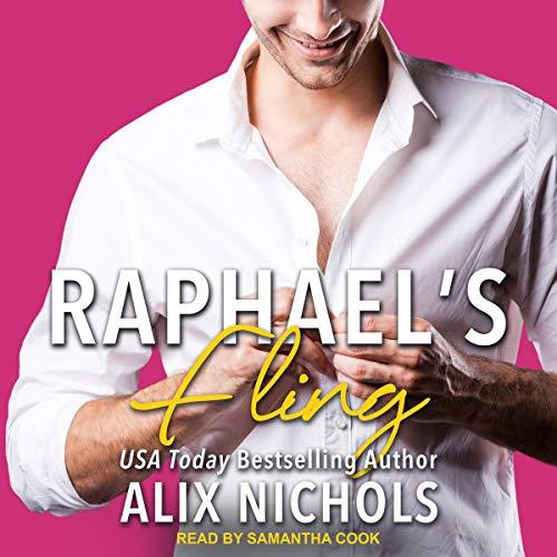 Raphael's Fling: A Secret Baby Romance cover art