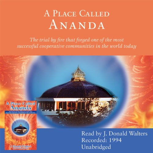 A Place Called Ananda audiobook cover art