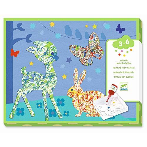 Djeco DJ09686 - Dipinto per bambini, misti
