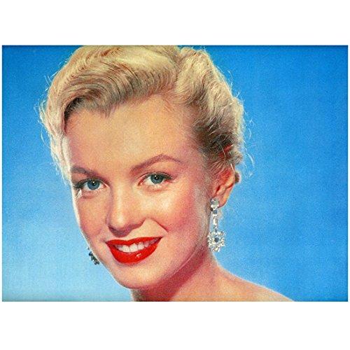 Marilyn Monroe Head Shot with Hair Up 8 x 10 Inch Photo
