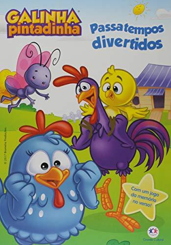 Galinha Pintadinha - Passatempos divertidos