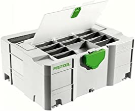 Festool SYS 3-delig df systainer DF T-Loc – wit